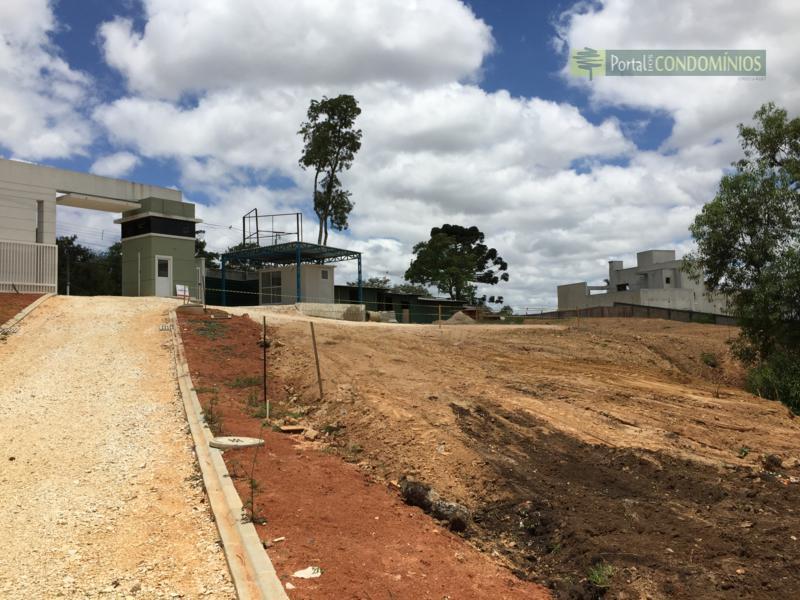 Terreno residencial à venda, Cascatinha, Curitiba - TE0362.