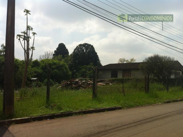 Terreno residencial à venda, Campo Comprido, Curitiba - TE0025.