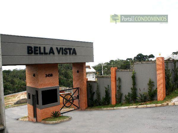 Terreno residencial à venda, Santa Cândida, Curitiba - TE0376.