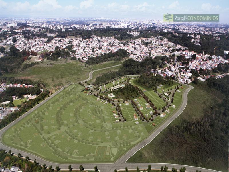 Terreno residencial à venda, Santa Cândida, Curitiba - TE0384.