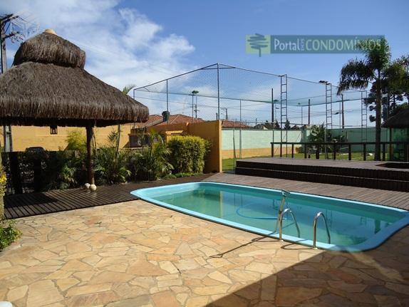 Casa residencial à venda, Santa Felicidade, Curitiba - CA0159.