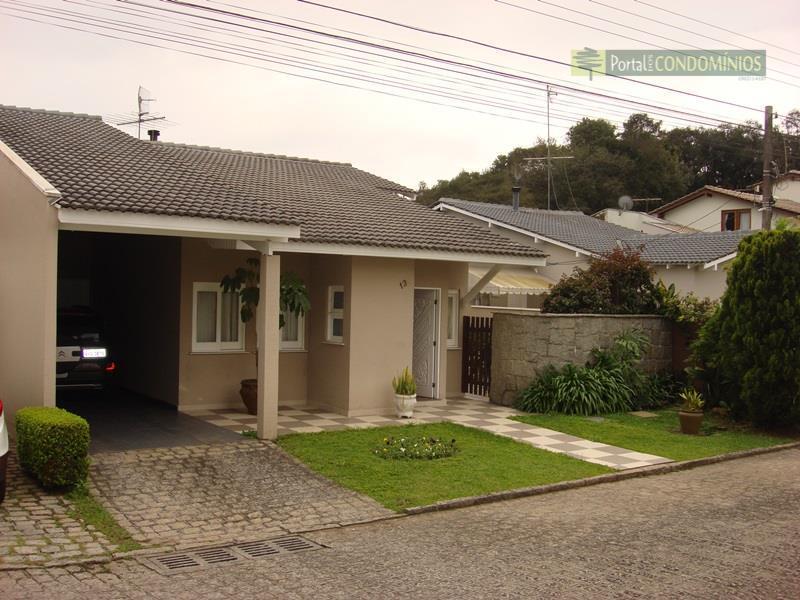Casa residencial à venda, Santa Felicidade, Curitiba - CA0096.