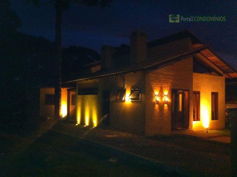 Casa residencial à venda, Santa Felicidade, Curitiba - CA0165.