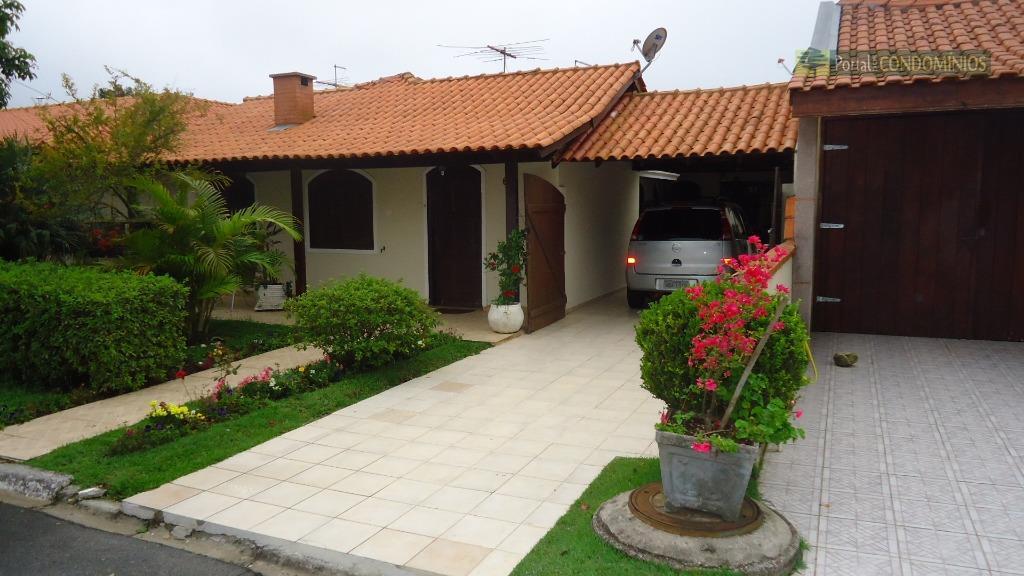 Casa residencial à venda, São Braz, Curitiba - CA0073.