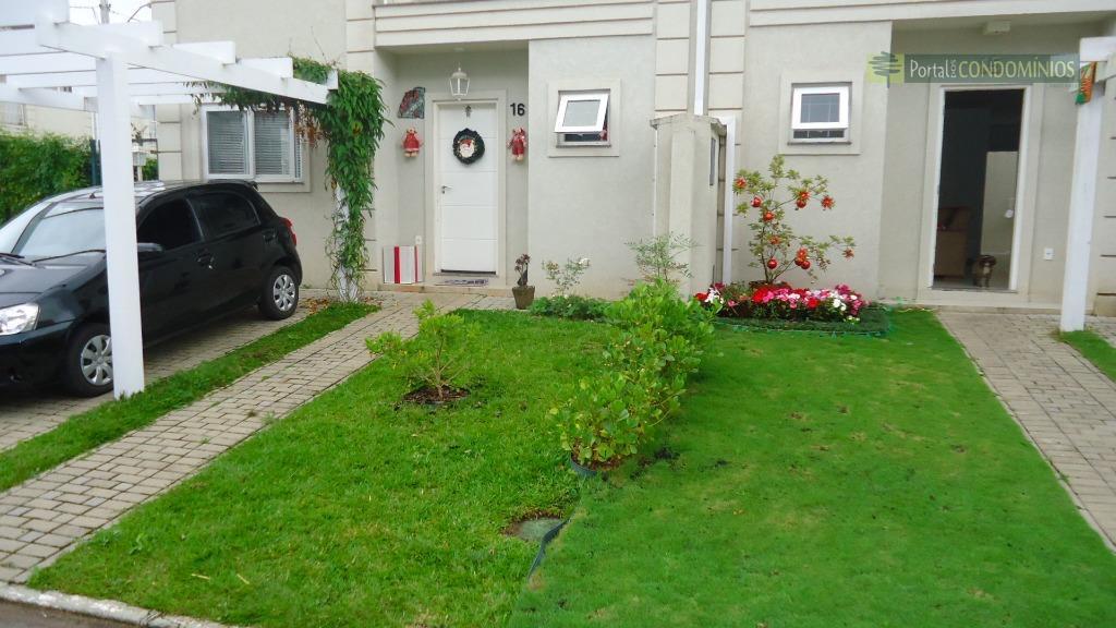 Casa residencial à venda, Santa Felicidade, Curitiba - CA0183.