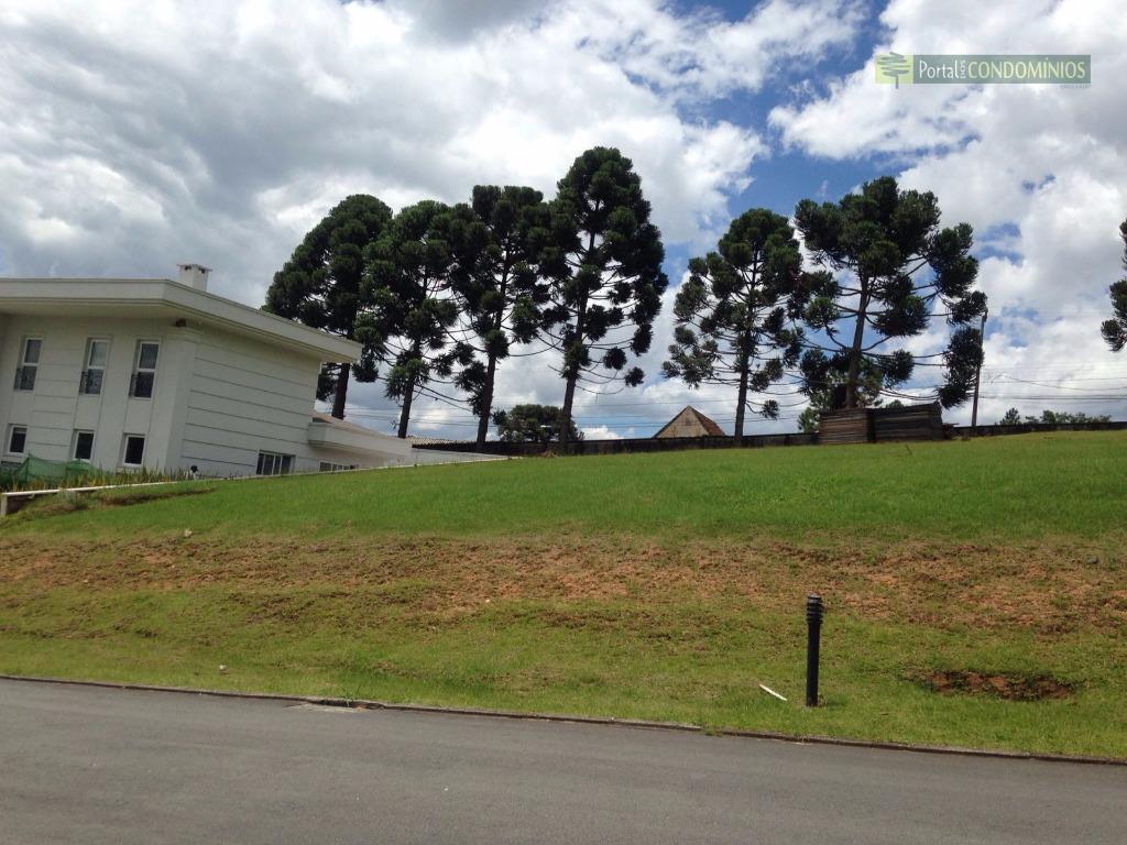 Terreno residencial à venda, Vista Alegre, Curitiba - TE0417.