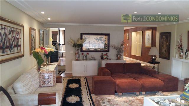 Apartamento residencial à venda, Água Verde, Curitiba - AP0311.