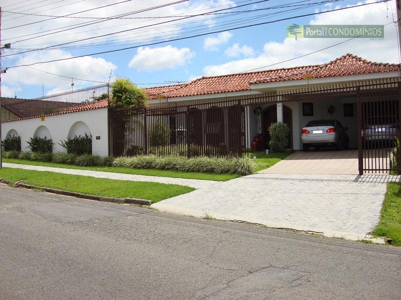 Casa residencial à venda, Santa Felicidade, Curitiba - CA0187.