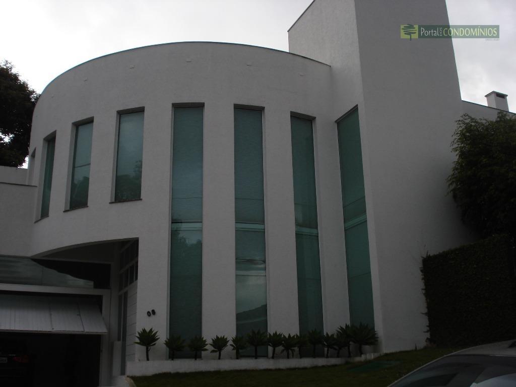 Casa residencial à venda, Campo Comprido, Curitiba - CA0189.