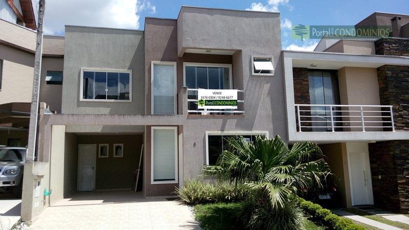 Casa residencial à venda, Barreirinha, Curitiba - CA0191.