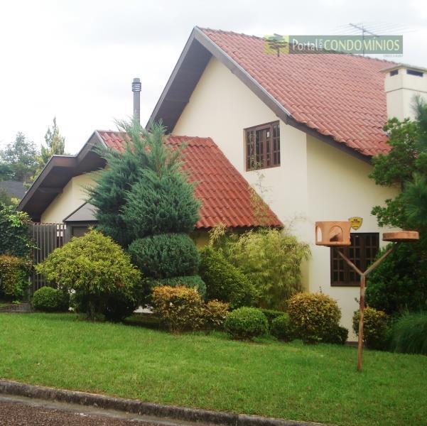Casa residencial à venda, Campo Comprido, Curitiba - CA0193.