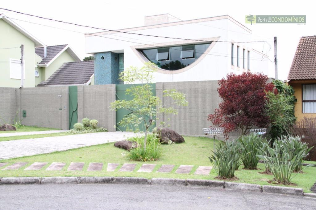 Casa residencial à venda, Ahú, Curitiba - CA0196.
