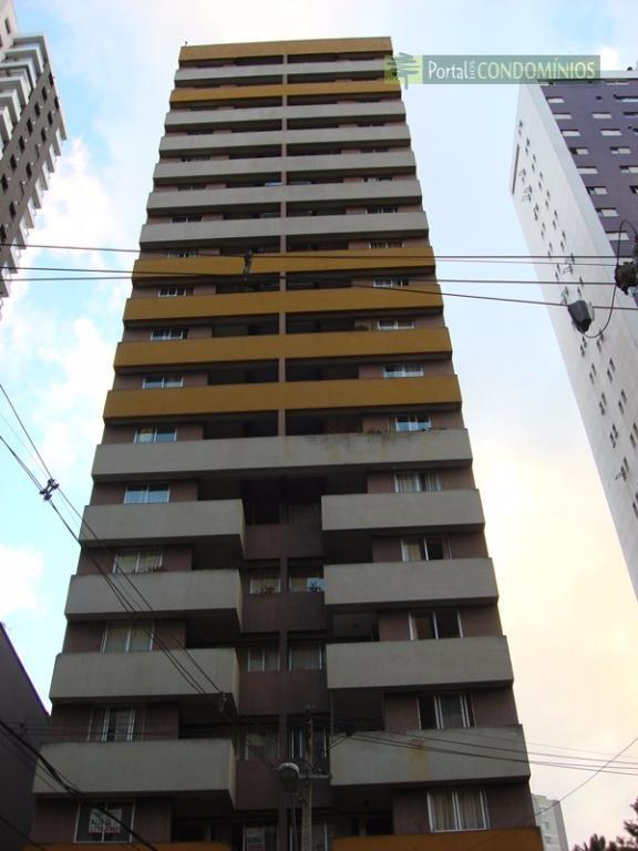 Apartamento residencial à venda, Bigorrilho, Curitiba.