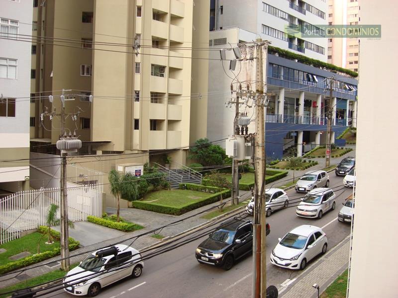 Apartamento residencial à venda, Bigorrilho, Curitiba - AP0318.