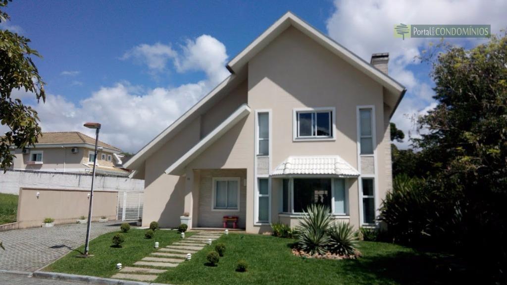 Casa residencial à venda, Santa Felicidade, Curitiba - CA0173.