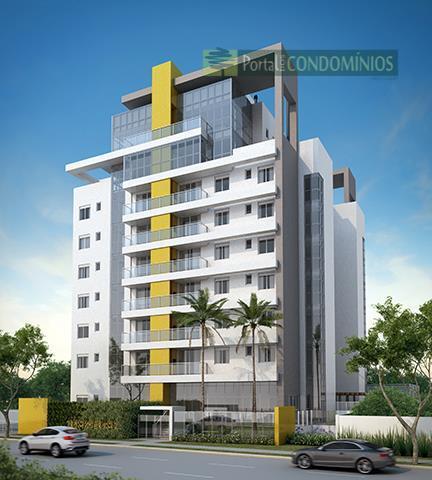 Apartamento residencial à venda, Alto da Rua XV, Curitiba - AP0324.