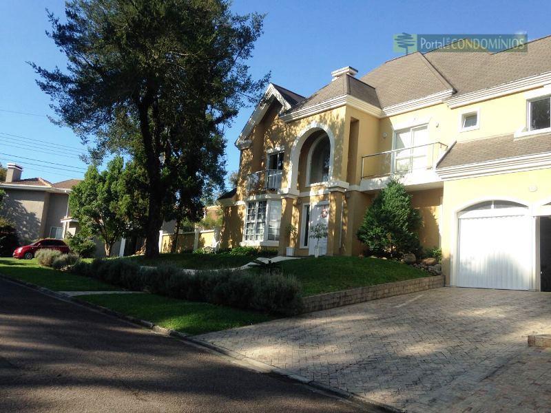 Casa residencial à venda, Campo Comprido, Curitiba - CA0204.