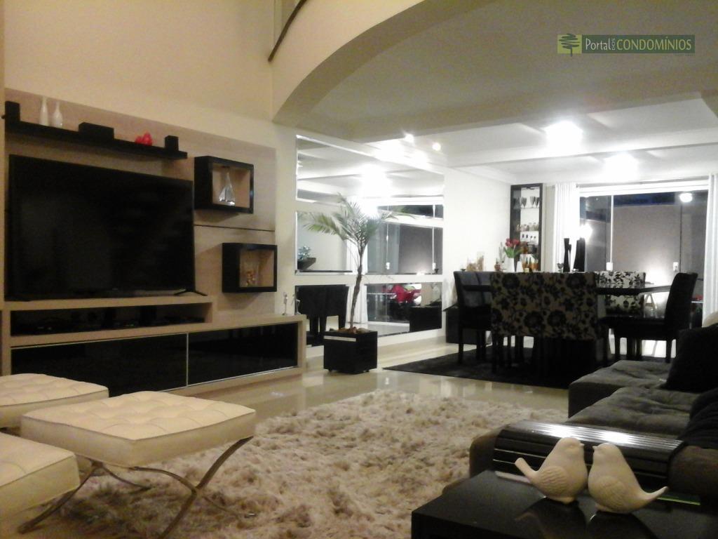 Casa residencial à venda, Santa Quitéria, Curitiba - CA0205.