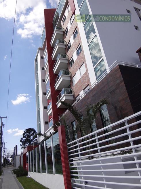 Apartamento residencial à venda, Ahú, Curitiba - AP0329.