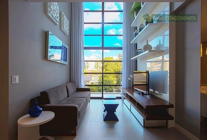 apartamento - alto da glória - um terreno elevado, com singular vista panorâmica para o centro...