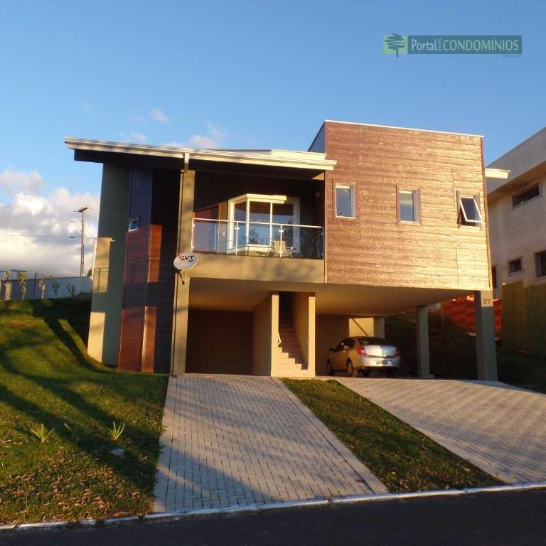 Casa residencial à venda, Vila Torres, Campo Largo - CA0209.