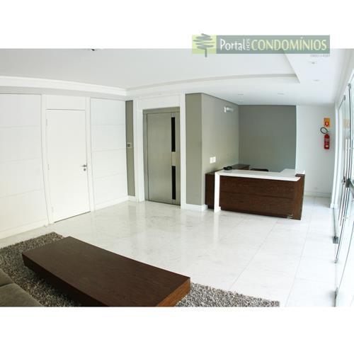 Apartamento residencial à venda, Água Verde, Curitiba - AP0336.