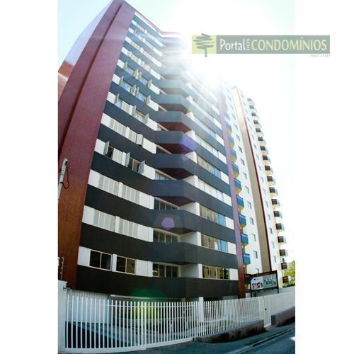 Apartamento residencial à venda, Água Verde, Curitiba - AP0337.