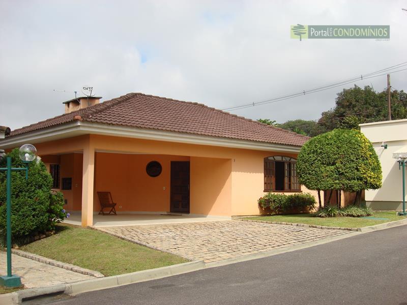 Casa residencial à venda, Santa Felicidade, Curitiba - CA0210.