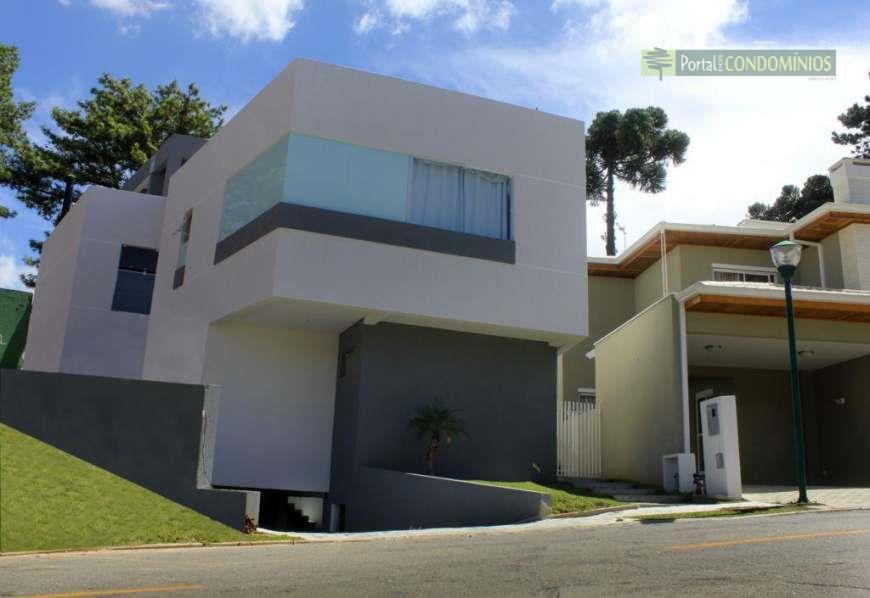 Casa residencial à venda, São Braz, Curitiba - CA0211.
