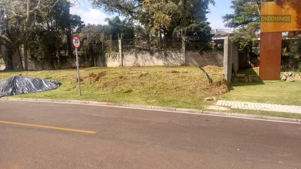 Terreno residencial à venda, Pilarzinho, Curitiba - TE0423.