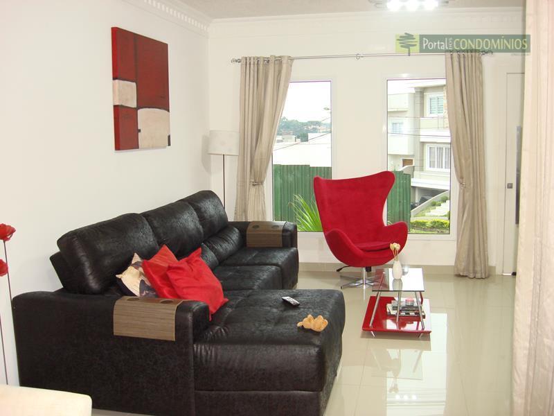 Casa residencial à venda, Santa Quitéria, Curitiba - CA0214.