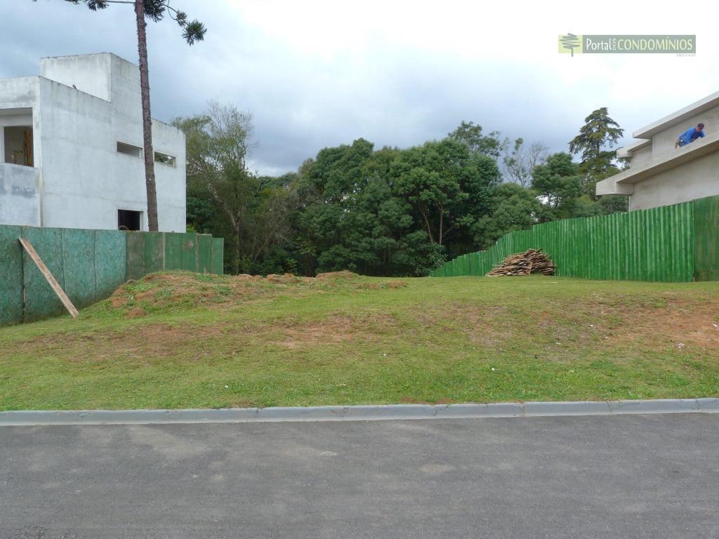 Terreno residencial à venda, Abranches, Curitiba - TE0425.