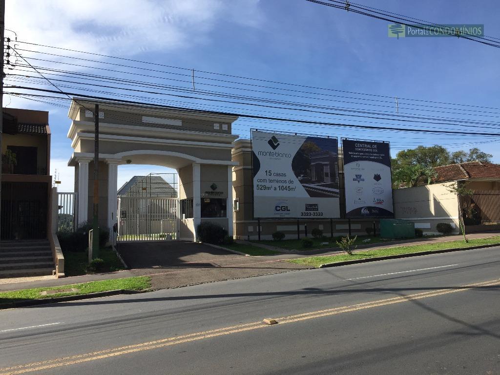 Terreno residencial à venda, Santa Felicidade, Curitiba - TE0429.