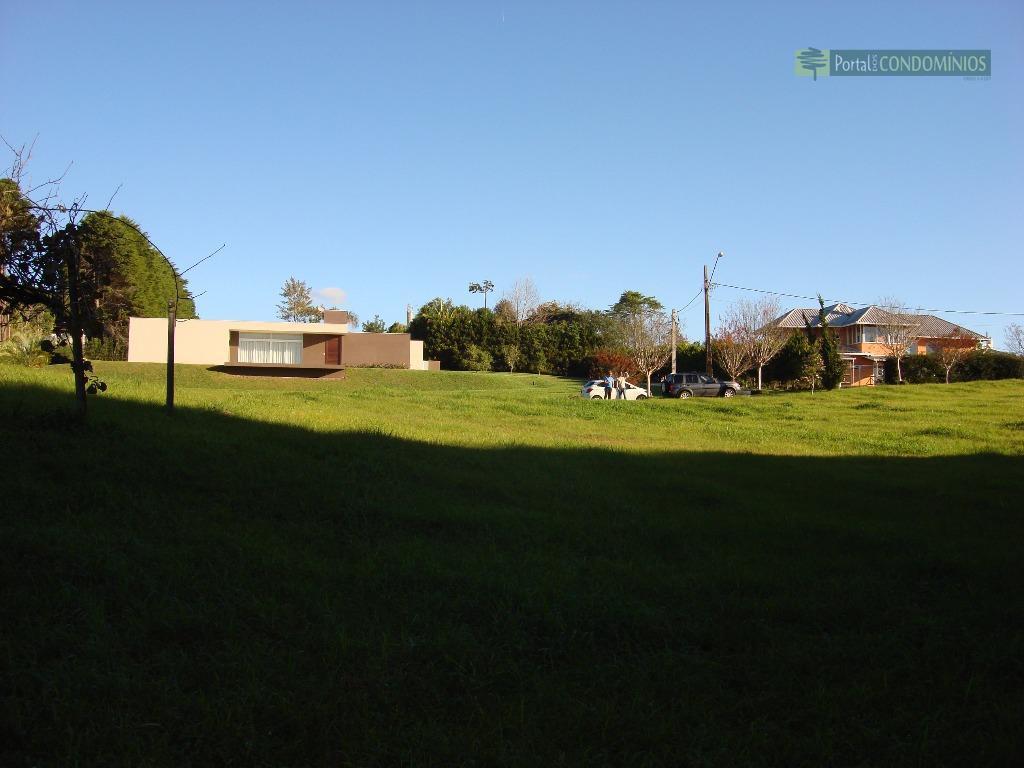 terreno em condomínio fechado - quatro barras. condomínio com portaria 24 horas, salão de festas, playground....