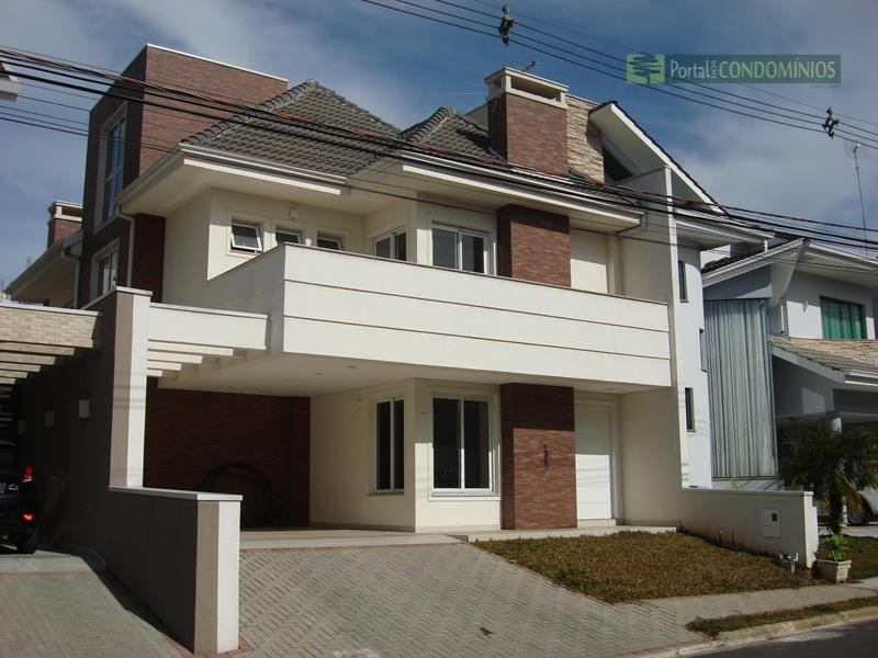 Casa residencial à venda, Santa Quitéria, Curitiba - CA0224.