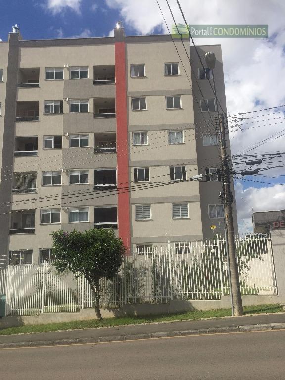 Apartamento residencial à venda, Novo Mundo, Curitiba - AP0361.