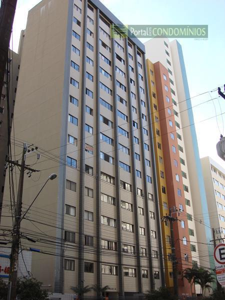 Apartamento residencial à venda, Cristo Rei, Curitiba - AP0370.