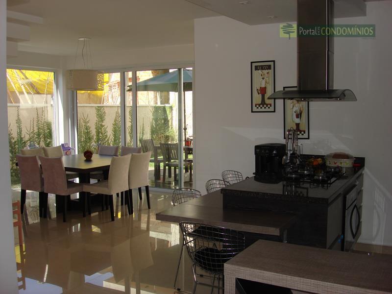 Casa residencial à venda, Santa Quitéria, Curitiba - CA0226.