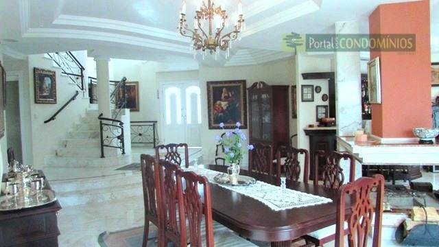 Casa residencial à venda, Santa Felicidade, Curitiba - CA0229.
