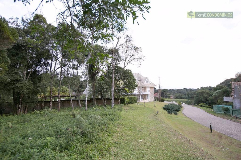 Terreno residencial à venda, Santa Cândida, Curitiba - TE0446.