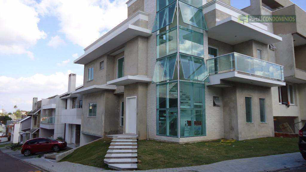 Casa residencial à venda, Bairro Alto, Curitiba - CA0231.