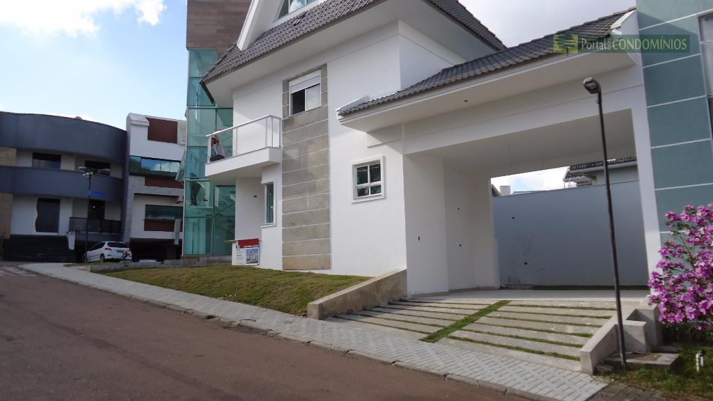 Casa residencial à venda, Tarumã, Curitiba.