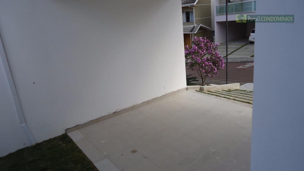 casa em condomínio - bairro alto - casa em condomínio fechado alto padrão casa de esquina...