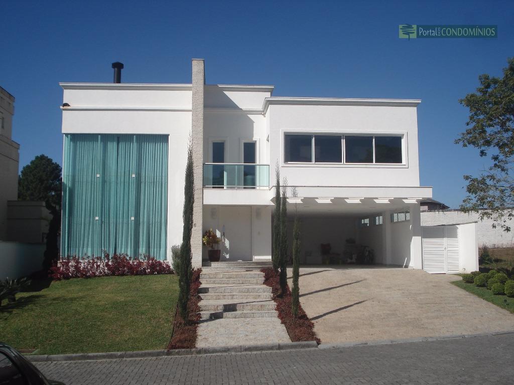 Casa residencial à venda, Santa Felicidade, Curitiba - CA0233.