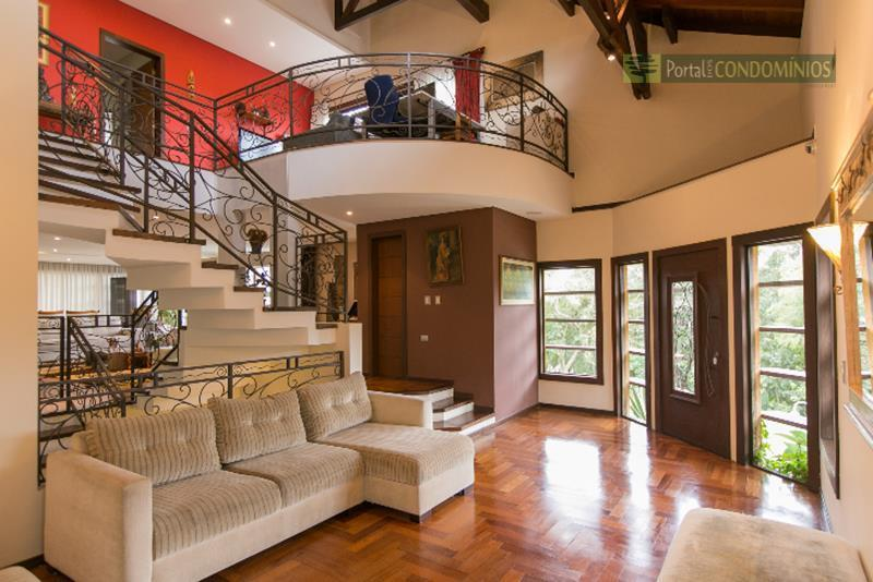 Casa residencial à venda, Pilarzinho, Curitiba - CA0236.