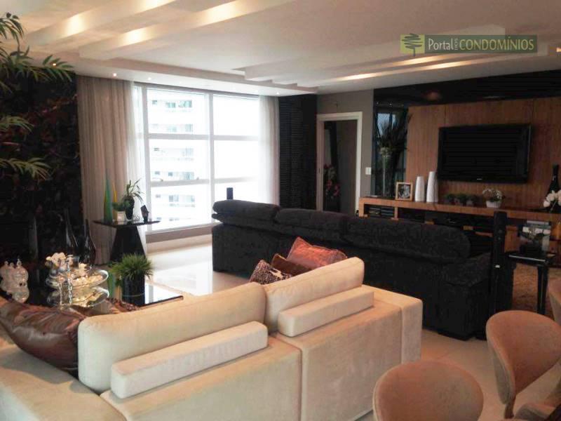 Apartamento residencial à venda, Ecoville, Curitiba - AP0387.