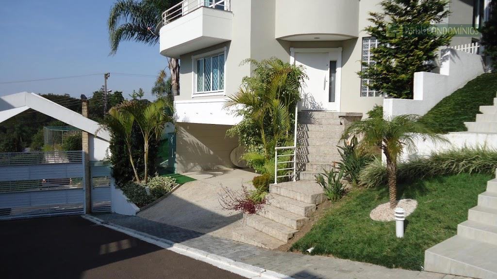 Casa residencial à venda, Santa Felicidade, Curitiba - CA0237.
