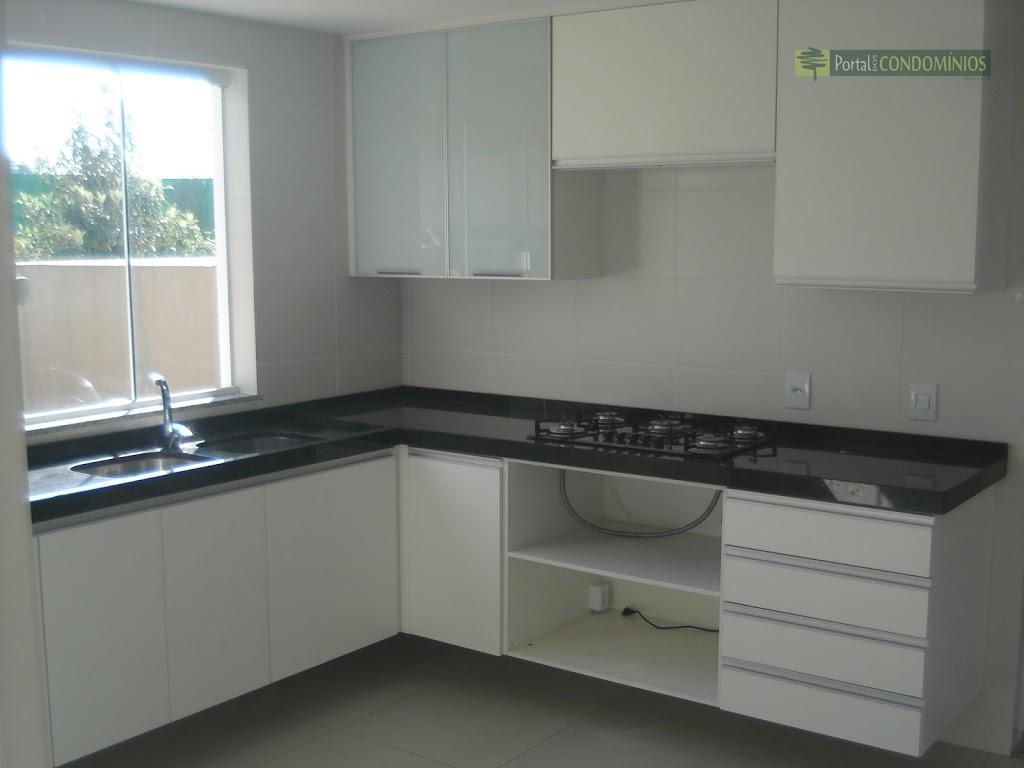 Casa residencial à venda, Santa Quitéria, Curitiba - CA0238.
