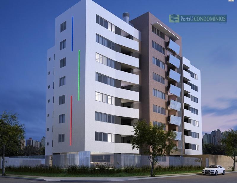 Apartamento residencial à venda, Alto da Rua XV, Curitiba - AP0389.