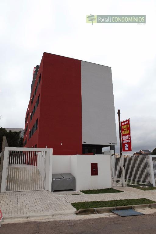 Apartamento residencial à venda, Capão Raso, Curitiba - AP0393.